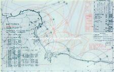 More details for d-day: u.s. navy bombardment plan 6 june 1944 historic hardback world war map