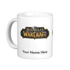 WORLD OF WARCRAFT Personalised Mug WOW Xmas Christmas Gift