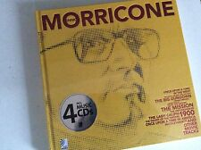 Ennio Morricone [4 CD Digibook Großband]  Mission 1900 Once upon a Time West etc