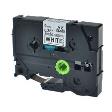 1PK TZe-S221 TZ-S221 Black On White Label Tape For Brother P-Touch PT-9500PC