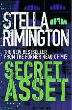 SECRET ASSET BY STELLA RIMINGTON (LARGE PAPERBACK) NEW, FREE SHIPPING+TRACKING