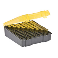 NEW! Plano 100 Count Handgun Ammo Case (for .41 mag, .44 mag and .45 long 122600