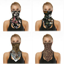 Multi-function Sun Face Cover Neck Gaiter Balaclava Bandana Tube Headband-Scarf