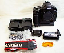 Canon EOS 1Ds Mark III 21.1MP Digital SLR Camera - Black (Body Only)