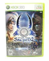 Sacred 2: Fallen Angel Microsoft Xbox 360 X360 Game