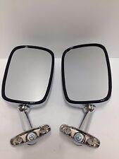 Mirrors chrome fairing GL1100 Interstate 80-83 Honda Motorcycle Motorbike
