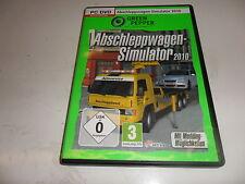 PC  Abschleppwagen-Simulator 2010 [Green Pepper]