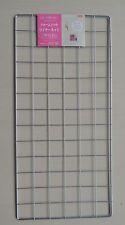 Japan Import - Kitchen Garden wire net hook rack Mesh Memo Board wall mount