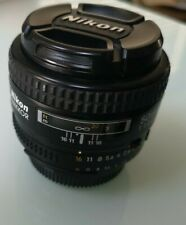 Nikon 50mm F/1.4D Camera Lens   Fast Prime Nifty Fifty 1.4
