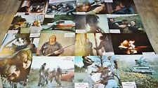 LE WEEK END SAUVAGE !  jeu 16 photos cinema lobby cards fantastique 1975