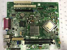 ~ Dell HN7XN 0HN7XN  Socket 775  Mainboard  W/ INTEL E7500 CPU @@@