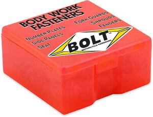 BOLT FULL BODY PLASTIC HARDWARE BOLTS WASHERS KIT HONDA CRF150R 2007-2016