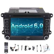 "7"" Android 6.0 Car Stereo DVD GPS Navi Bluetooth Headunit 3G for VW Volkswagen"