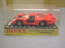 Dinky Toys 210 Alfa Romeo 33 Tipo Le Mans 1/43 scale NMIB