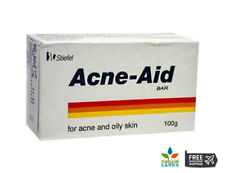 Stiefel Acne Aid Bar Soap for Acne and Oily Skin 100g | Stiefel Acne-Aid Soap