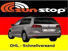 SunStop Autofolie Tönungsfolie Black Metal für Kombi 76x150cm + 50x300cm + ABG