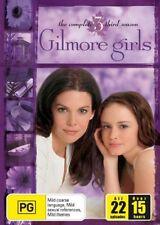 Gilmore Girls : Season 3 (DVD, 2006, 6-Disc Set)
