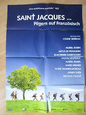 Filmposter * Kinoplakat * A1 * Saint Jacques - Pilgern auf Französisch * 2007