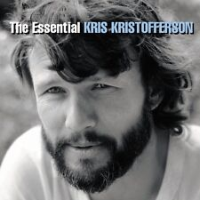 KRIS KRISTOFFERSON ESSENTIAL 2 CD NEW