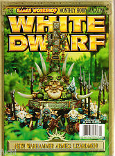 White Dwarf #280 Empire Valten & Cult of Ulrik, Space Marine Relictors rules