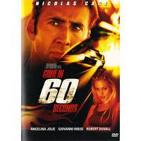 Gone in 60 Seconds DVD Dominic Sena(DIR) 2000