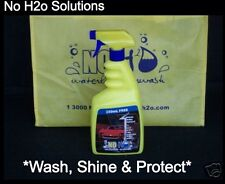 No H2o Waterless Car Wash - 1ltr Trigger Bottle