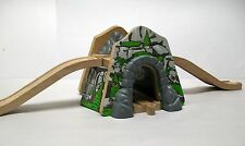 Thomas, Wooden, Mountain Tunnel/Bridge (Road & Rail), Learning Curve, 2002, EUC