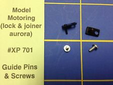 Aurora Model Motoring 2 Guide Pins & Screws HO Slot car HXP 701 Mid America