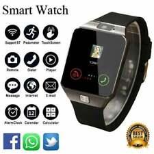 SIM Smartwatch Support UP to 32GB TF Card,Bluetooth Camera GSM SIM/TF Phone !!!