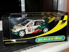 Scalextric ref c2487 Skoda Fabia 4 ruedas motrices Wrc Como Nuevo En Caja