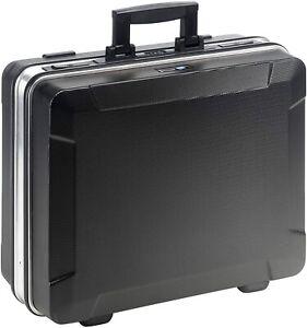 B&W Werkzeugkoffer FLEX mit Werkzeugeinsteckfächern (Koffer aus ABS, Volumen 34,
