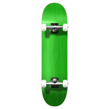 Yocaher Blank Complete Skateboard - Stained Green