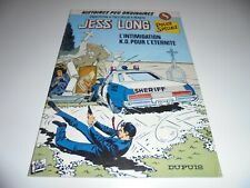 EO JESS LONG TOME 8/ BE