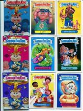 Garbage Pail Kids Brand New  Series 1, 2 and 3 Complete Card Sets 386 Cards Plus
