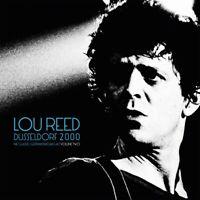DUSSELDORF 2000 VOL.2 by LOU REED Vinyl Double Album  PARA407LP