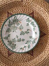 """BHS Country Vine Pattern Pottery COLLEZIONE Tè/PIASTRA LATERALE circa 8"""" o 20.5 cm"""