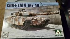 Takom 1:35 Chieftain Mk. 10 British Main Battle Tank Kit# 2028