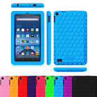 Lightweight Kids Friendly Shock Proof Silicone Cover Case for Amazon Fire Tablet