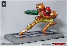 First4Figures F4F Samus Varia Suit Statue Metroid Prime Nintendo RARE