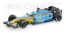 Renault F1 Team R26 G. Fisichella 2006 1:43 Model MINICHAMPS