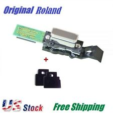 US Stock - Roland DX4 Eco Solvent Printhead with 2 Solvent Resistant Wiper Blade