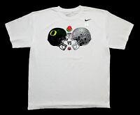 Ohio State Buckeyes Oregon Ducks Nike Football Shirt T Shirt Rose Bowl 2010 BCS