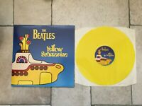 The Beatles_Yellow Submarine Soundtrack_LP gatefold YELLOW_1999 Apple near mint
