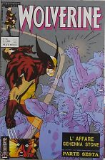 MARVEL WOLVERINE N.16 1991 PLAY PRESS