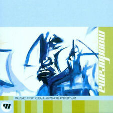 MOODORAMA = music for collapsing ...= ELECTRO NU JAZZ DOWNTEMPO LATIN GROOVES !!