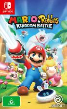 Mario + Rabbids Kingdom Battle Switch Game NEW
