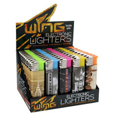 Lot Of 50 Disposable Lighters Us New York Style Wholesale Free Shipping