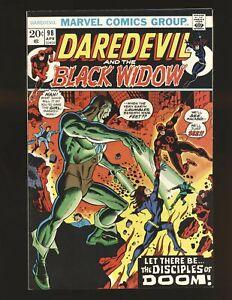 Daredevil # 98 NM- Cond.