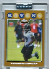 Tavares Gooden 2008 Topps Chrome Uncirculated Gold REFRACTOR 61/199  FREE SHIP