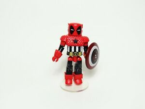 Marvel Minimates Exclusive Deadpools Assemble Captain Ameri-Pool
